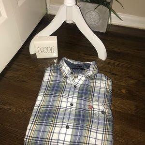 Us polo assn slim fit shirt